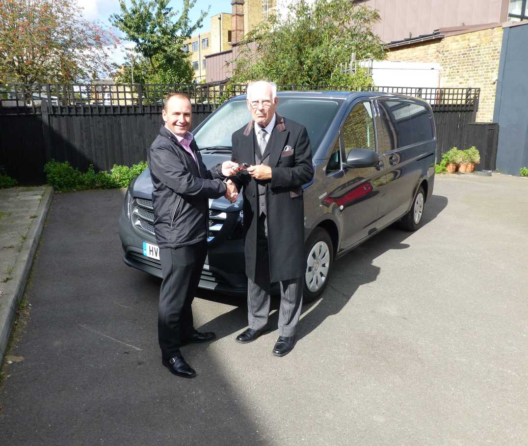 A Surprise New Vito For Frank Cobbett With Help From Superior UK