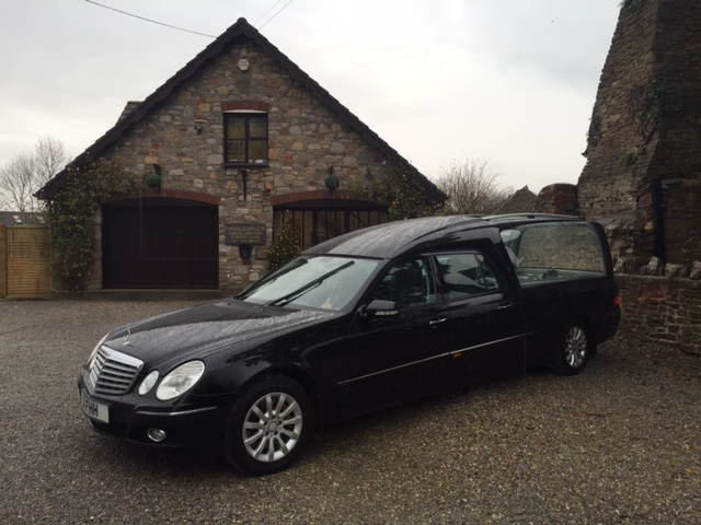 First Formal Hearse Purchase in 20 Years For FH Halliday & Son