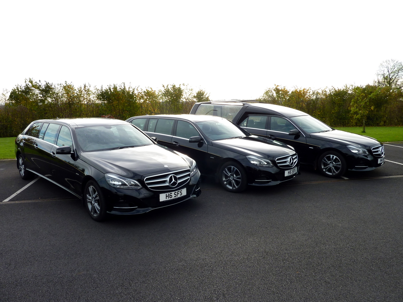 Fourth Superior fleet for sixth generation of Silletts family funeral service