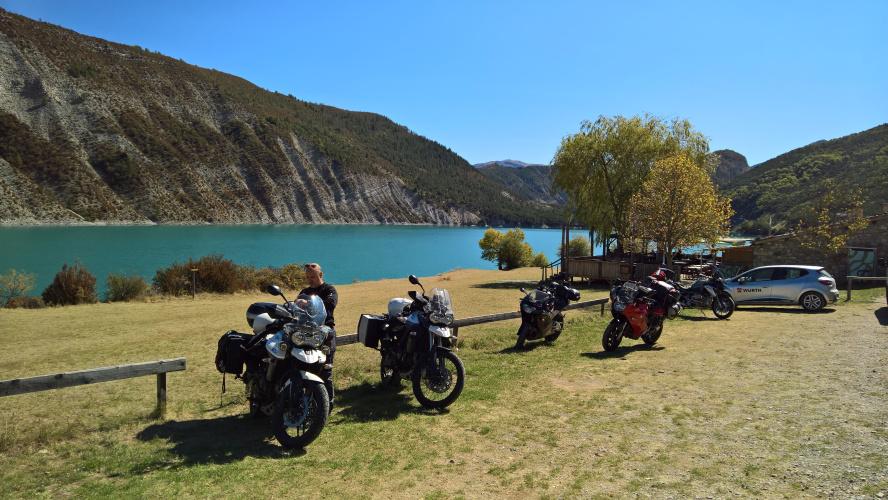 Superior UK On 2 Wheels – France, Monaco, The Alps