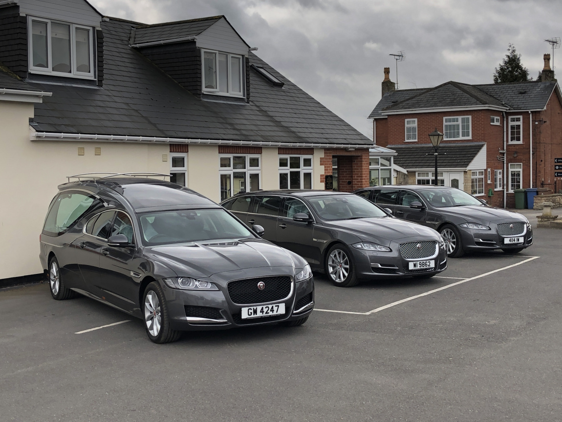 W S Ingham & Son Turns Heads Making Switch To Jaguar For New Fleet