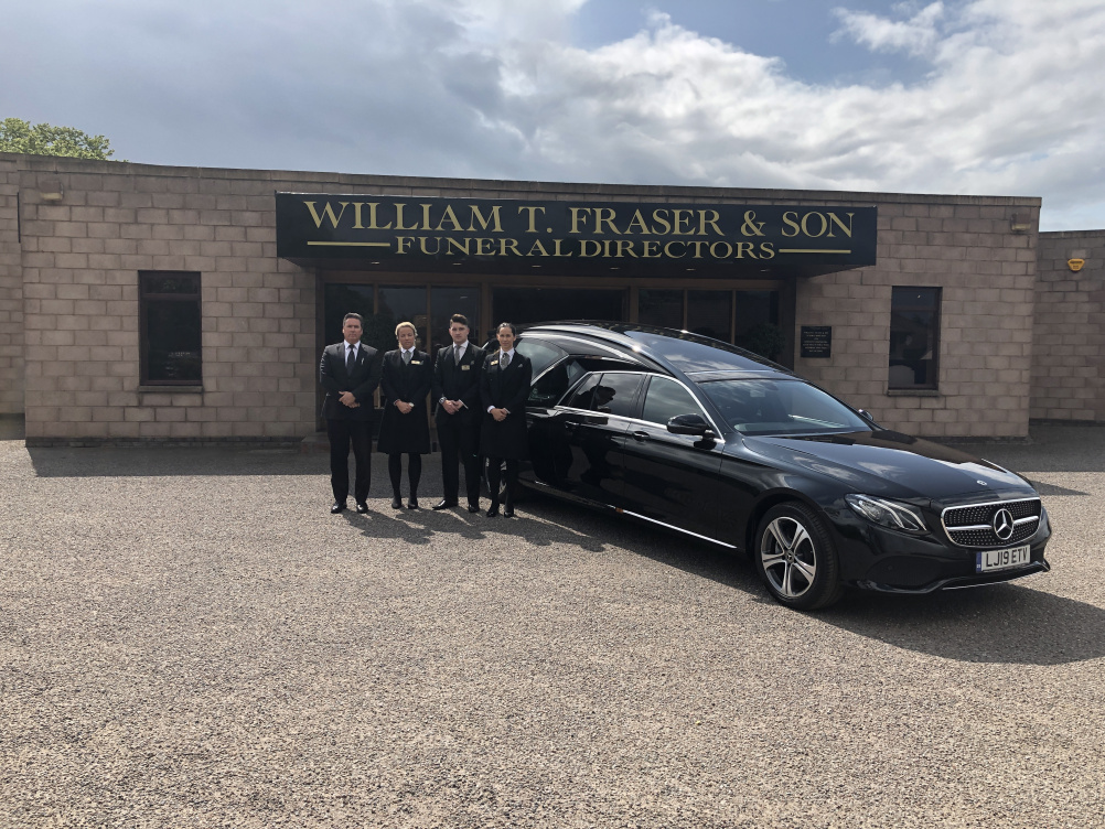 William T Fraser & Son First In Highlands To Take Delivery Of PilatoMercedes Polaris