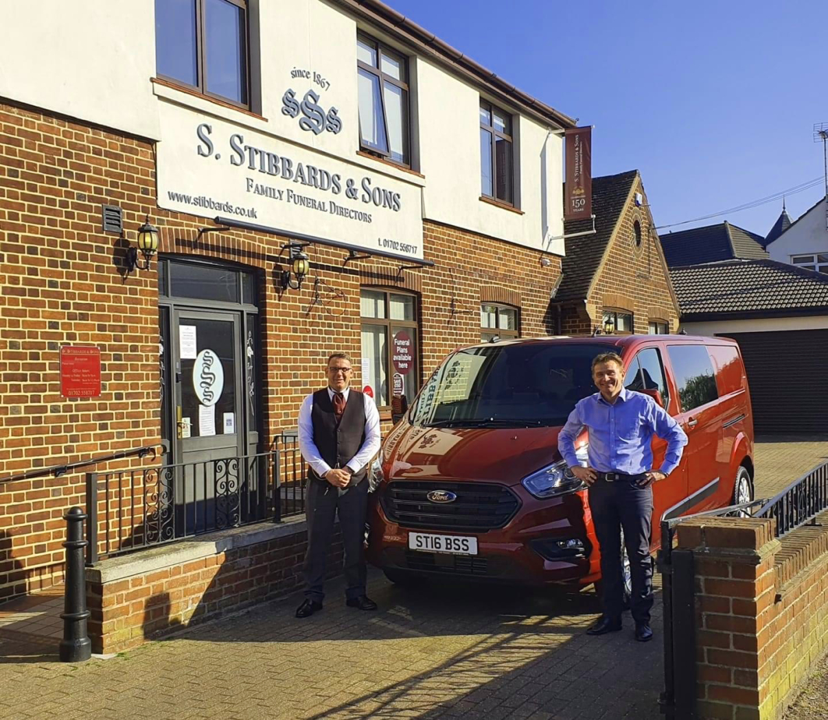 New Hybrid Vehicle Helps S. Stibbards & Sons Stay Environmentally Friendly